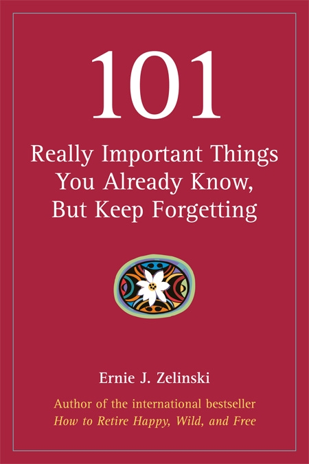 101 Really Important Things Cover Image