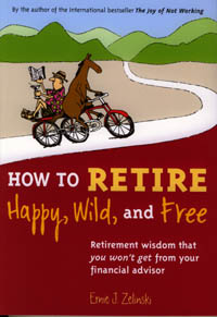 Promotional Giveaway - Retirement Book